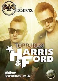 Harris & Ford LIVE@Spessart