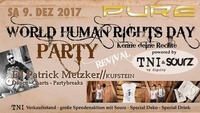 PURE World Human Rights Day by TNI@Pure Kufstein