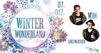 Winter Wonderland@Club Privileg