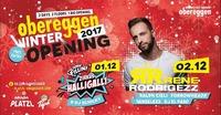 Obereggen Winter Opening 2017 w/ Rene Rodrigezz@Oberggen
