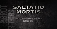 Saltatio Mortis - Linz | Brot und Spiele Tour 2018@Posthof