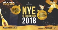 New Year's Eve x Silvester 2018 x 31/12/17
