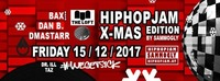 HipHopJam Xmas Edition 15.12.17@The Loft