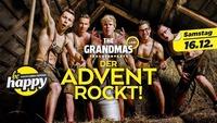 Der Advent rockt - Trachtenparty mit The Grandmas live!@be Happy