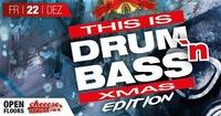 This is Drum 'n' Bass - Hangar Hirschbach@Cheeese