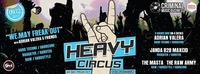 HEAVY Circus – we may freak out@GEI Musikclub