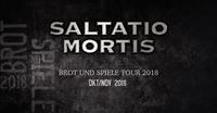 Saltatio Mortis - Wien | Brot und Spiele Tour 2018@Simm City