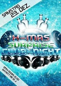 X-MAS Surprise CLUB-NIGHT@Brooklyn