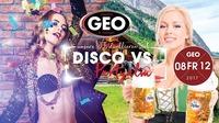 Disco vs. Partyalm@GEO