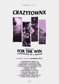 Crazy Town / For The Win / Confessions Of A Traitor@Viper Room