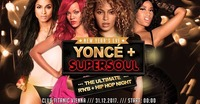 YONCÉ x Supersoul New Year's Eve - Club Titanic@Titanic Club