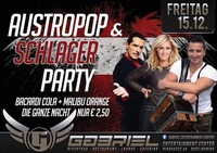 Austropop & Schlager Party!@Gabriel Entertainment Center