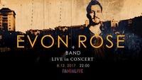 Evon Rose & Band - Live In Concert@Fania Live