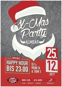 Xmas Party@Almbar@Almbar