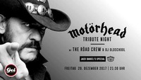 Motörhead Tribute Night /w The Röad Crew im GEI Musikclub@GEI Musikclub