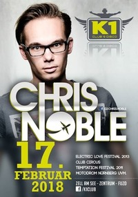 CHRIS NOBLE at K1 Club Zell am See@K1 CLUB