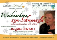 Der GenussSpiegel präsentiert: Weihnachten zum Schmunzeln – Lachen macht das Fest noch schöner!
