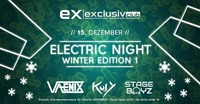 Electric  Night Winter Edition@Exclusivclub