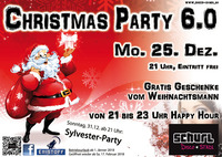 Christmas Party 6.0@Disco-Stadl Schurl