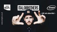 Italobrothers live!@Empire St. Martin