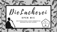 Die Lacherei | Die Open MIC Comedy Show@Roxy Club