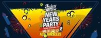 Juicy Crew - New Years Party 31.12 - Aux Gazelles@Aux Gazelles