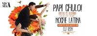 PAPI CHULO x NOCHE Latina feat. RON & SQIZ@Vis A Vis