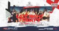 Late Night Friday's x Every Friday x 29/12/17@Scotch Club