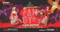 FANCY x X-Mas Edition x 23/12/17@Scotch Club