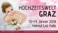 Hochzeitswelt Graz@Helmut-List-Halle