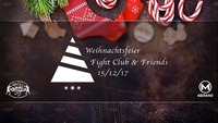 Weihnachtsfeier Fight Club@Merano Bar Lounge