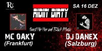 ☆RIDIN'DIRTY☆ #finest HIP HOP and Black Music@Riverside