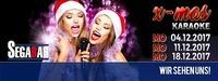 X-MAS Karaoke!@Segabar Imbergstrasse