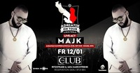Adriatik on tour - MAJK Live Fr. 12.01 - The Club (Linz/Wels)@Club Liberty