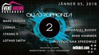 Quadrophonia 2@Event Arena
