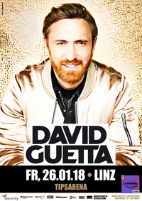 David Guetta live@Tips Arena Linz