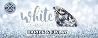 WHITE Diamonds with Darius & Finlay@Baby'O