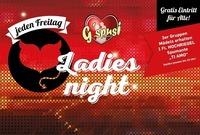 Jeden FR wieder: LADIES-night! Gratis Eintritt für ALLE!@G'spusi - dein Tanz & Flirtlokal