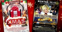 X-Mas Party Night & Pop u. Partyschlager Nacht@Eventhouse Freilassing