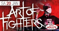Art of Fighters@Fullhouse