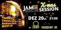 JAM MUSIC LAB Session & X-mas Celebration @Loop Vienna@Loop