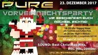 PURE Vorweihnachtsparty@Pure Kufstein