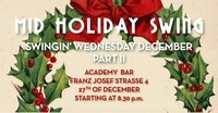 Mid Holiday Swing!@academy Cafe-Bar