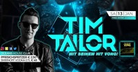 Tim Tailor LIVE! /w TimoP@oceans House Club
