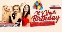 It's Your Birthday! Deine Geburtstag's Party@oceans House Club