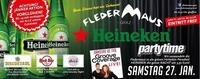 Heineken Partytime – Gute Laune Hat Ein Zuhause!@Fledermaus Graz