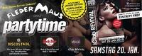 IClub Revival Vol.2 in der ClubDisco@Fledermaus Graz