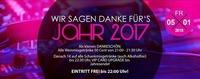 WIR sagen DANKE für'sJahr 2017@Bollwerk Klagenfurt