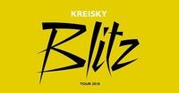 Kreisky / Blitz-Tour 2018@WUK