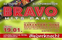 BRAVO Hits Party at Weberknecht / 19.01.2018@Weberknecht